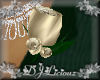 DJL-Boutonniere Gold