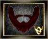 Ragnar Beard Crimson