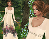 TF* Cream Romantic Gown