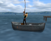 Olde Fishing Boat Animat