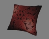 Pillow red