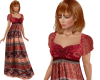TF* BOHO Long Dress