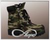 Camo AG Boots Nickel