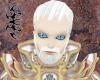 ASM silver white beard