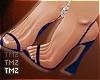 Mila Heels Blue