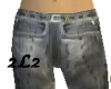 2L2 Deerskin Jeans