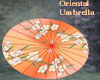 Oriental Umbrella Red Or