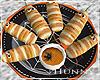 H. Halloween Mummy Snack