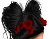 Red Hair Roses