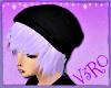 V} Emo Beanie Lilac Love