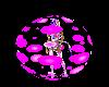 Pink Skittles ball