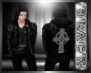 Cross Black Jacket
