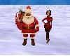 Moc| Black Santa wBagPet