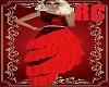 RC FLAMINGO DRESS