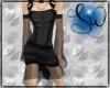 [SW] Tux Dress Black