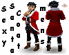 *Sexy Santa* Coat  Male