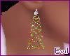 [EM] Christmas Tree Earr