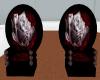 Vamp Blood Rose Thrones