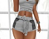 Summer Shorts Grey