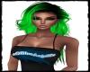 Pretty Green Hair