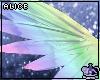 Mini Pastel Rainbow Wing