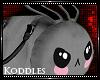 ☠ Grumpy Bunny Bag
