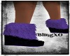 Bling Fur Boot