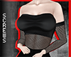 Fishnet Top Small