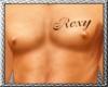 """""""Roxy"""" Tattoo"""