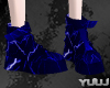 Couple Anim Blue Boots