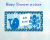 Baby Shower ocean life