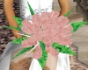 (AG) Pink WeddingBouquet