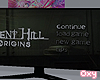 ♡ silent hill monitor