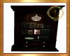 Antique Bookcase Radio