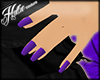 [Hot] Dark Cutie Nails