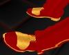 [MIZ] Red Gold Tuxe Shoe