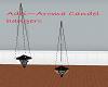 Adri~Aroma Candle holder