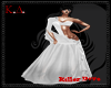 KD* Diva Gown White