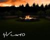 4V Night Camp + Fire