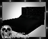 CS Black Poseless Bed