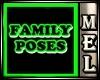 [MEL] Family Poses