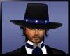 ~T~Bk/Blue Cowboy Hat