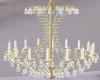 chandelier' GOLD