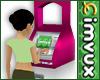 imvux credit ATM Pink