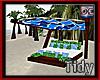 [T] Beach Cabana Bed