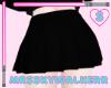 Dino Baby Skirt Black
