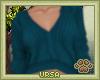 U. Sweater Teal