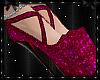 Sparkle Heels Pink