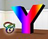 Rainbow Y Animated
