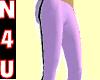 Pink WhiteBlack Stripe